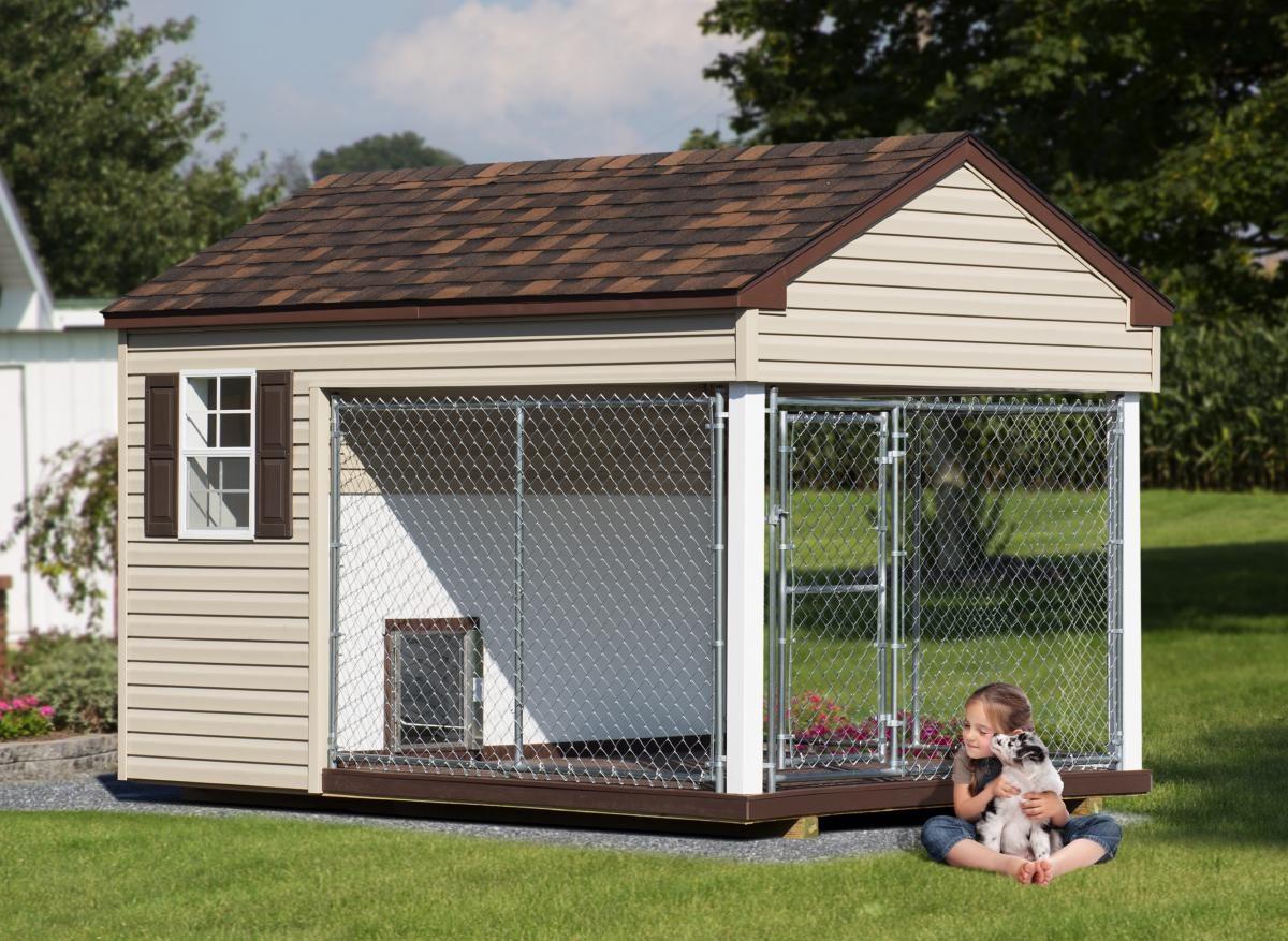 large dog kennels for outside 8x12 kennel