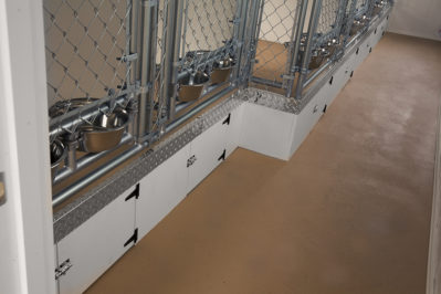 14x30 dog kennel