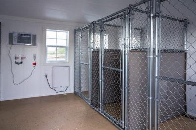 12x36 dog kennel