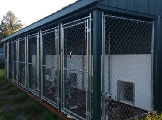 commercial dog kennel in new jersey