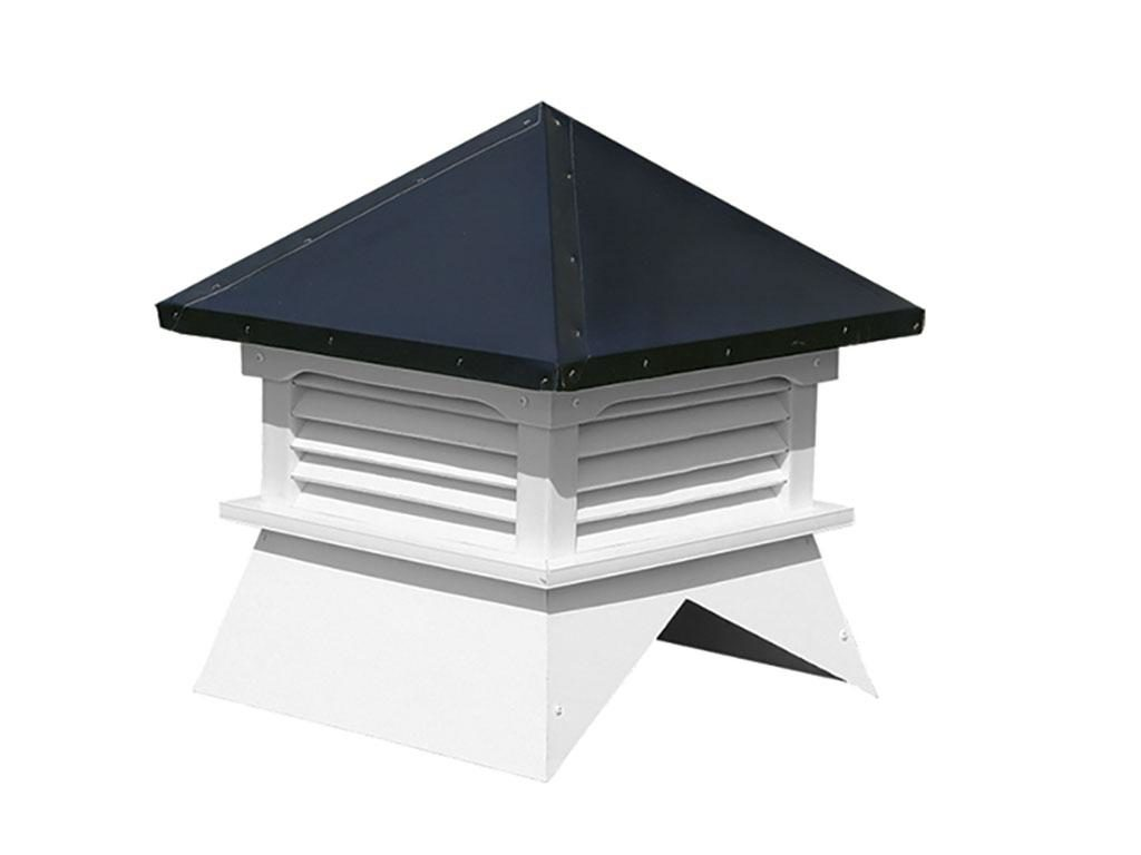 cupola dog kennel options