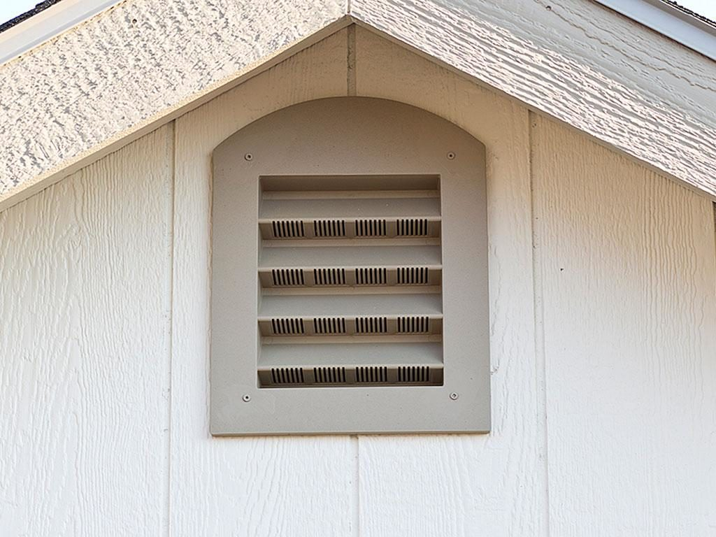 elite gable vent dog kennel options
