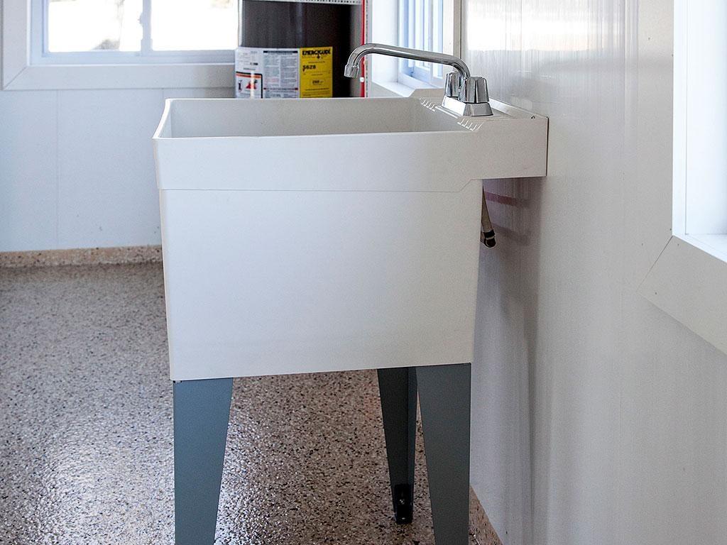 wash tub dog kennel options
