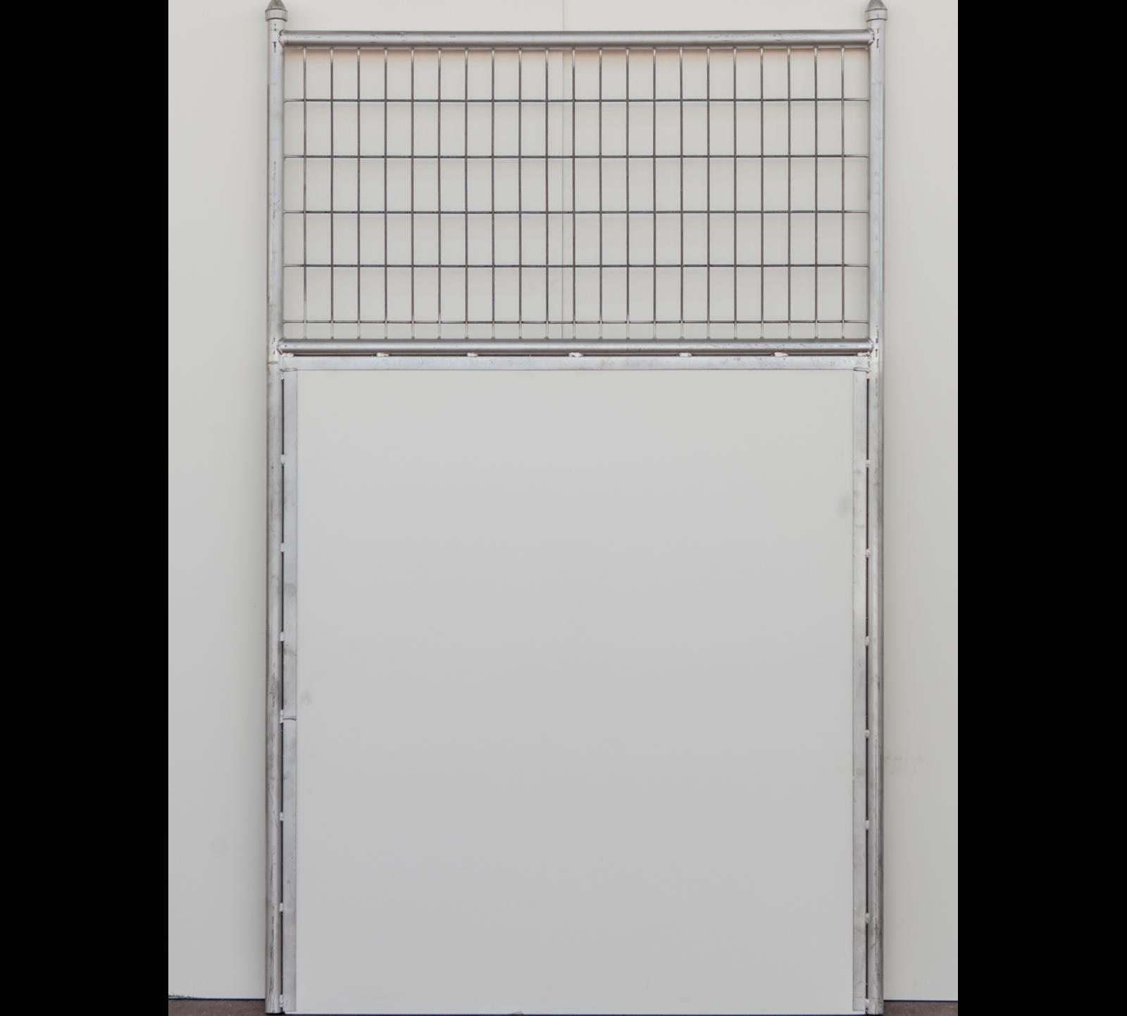4 foot high interior divider panel dog kennel options