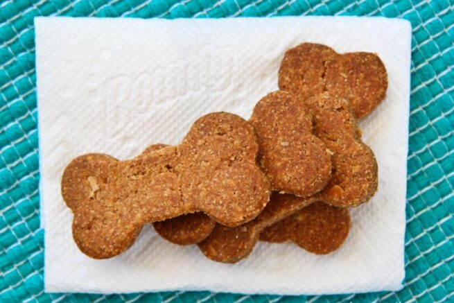 homemade dog treats love from the oven