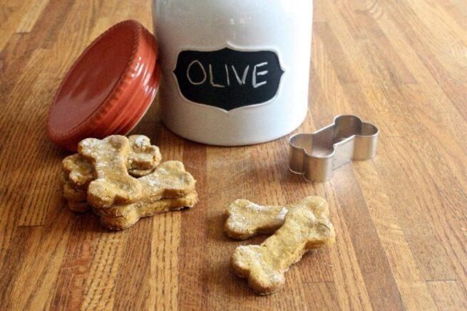 my baking addition homemade dog treats