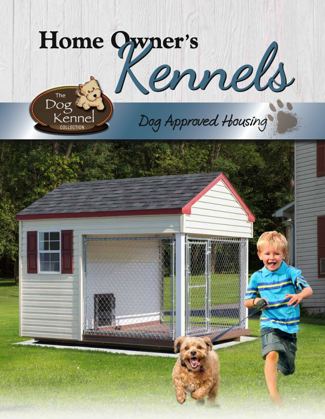 Residential Dog Kennel Catalog