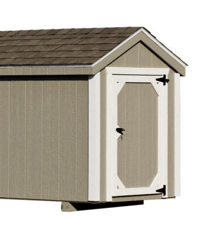 4x8 amish dog kennel alt