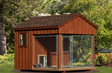 8x10 amish dog kennel