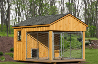 8x12 amish dog kennel