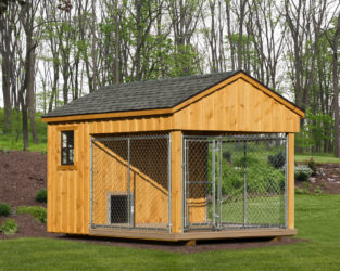 8x12 amish dog kennel