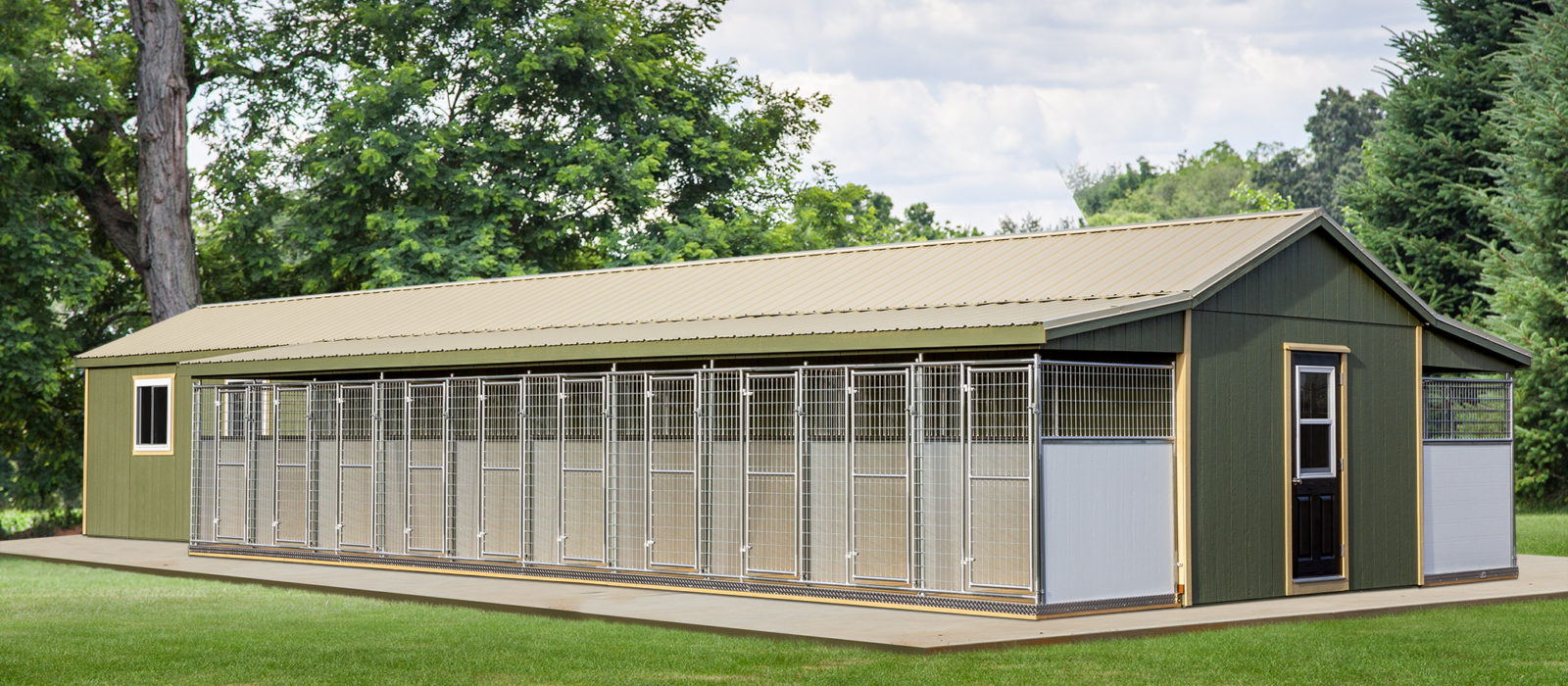 ofca back kennel