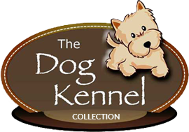 dog kennel collection logo
