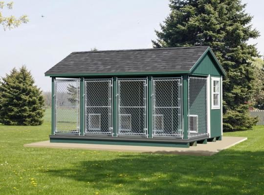 10x16 dog kennel price